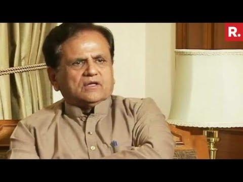Sandesara Scam: ED Raids People Known To Ahmed Patel