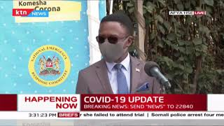 COVID-19 Update: Kenya receives donations from Qatar Government as Kenya records 92 more cases