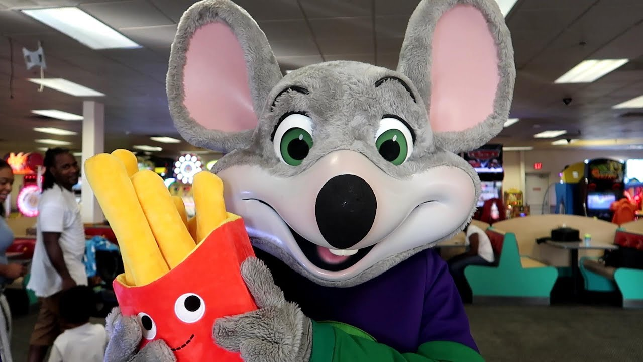 Chuck E Cheese French Fries