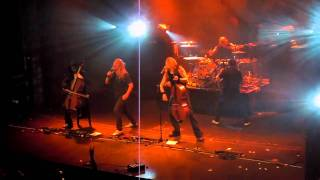 Apocalyptica - I'm Not Jesus Live @ Regency Ballroom 9.9.2010