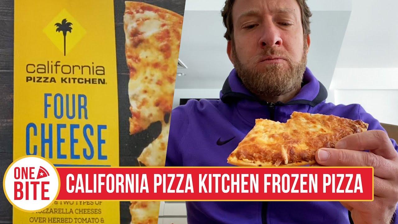 Barstool Frozen Pizza Review California Pizza Kitchen Youtube