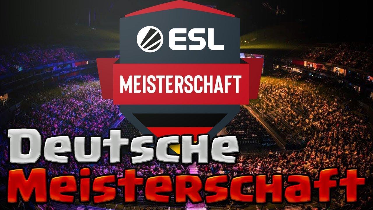 Esl Deutsche Meisterschaft