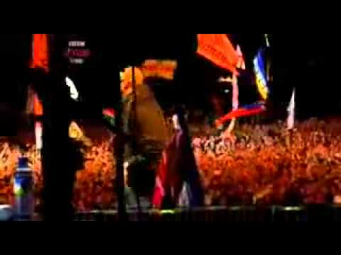 Jay-Z Live @ Glastonbury '08 Pt. 1 - YouTube