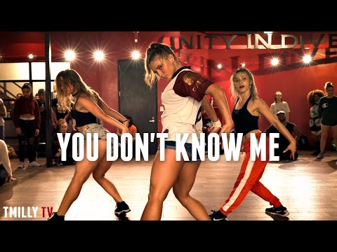 Jax Jones - You Don't Know Me ft RAYE - Choreography by Eden Shabtai - #TMillyTV