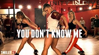 Jax Jones You Don T Know Me Ft RAYE Choreography By Eden Shabtai TMillyTV