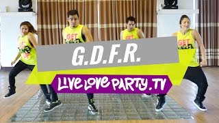 Baixar - Gdfr By Flo Rida Zumba Dance Fitness Live Love Party Grátis