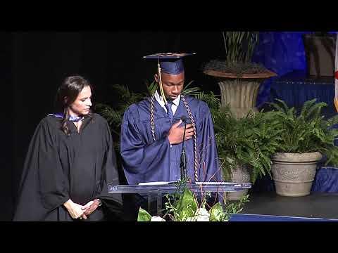 2018 LBA Graduation @ Miami Dade College North Campus