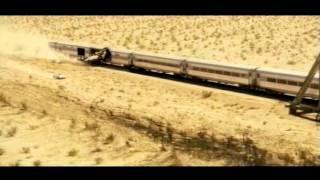 Fast & Furious 5 in BLU-RAY e DVD - Clip dal film - Il treno