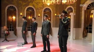 2AM - I Wonder If You Hurt Like Me, 투에이엠 - 너도 나처럼, Music Core 20120317