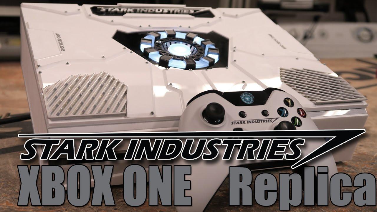 STARK INDUSTRIES XBOX ONE |