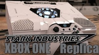 STARK INDUSTRIES Edition XBOX ONE Replica!
