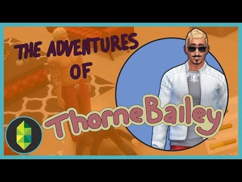 ROAD TO FAME! - Part 4 - The Adventures Of Thorne Bailey (Sims 4) thumbnail