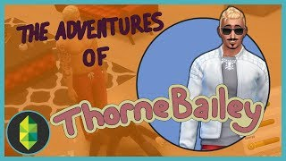 ROAD TO FAME! - Part 4 - The Adventures Of Thorne Bailey (Sims 4)