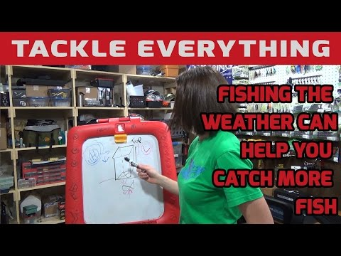 Barometric Pressure And How It Could Affect The Bass