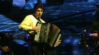 accordionist solo with Frank Vignola's Trio Soave 2010