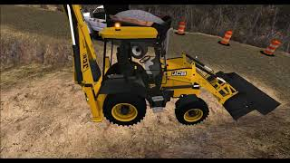 Jcb startup and working
