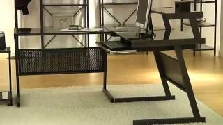 Euro Style L Desk