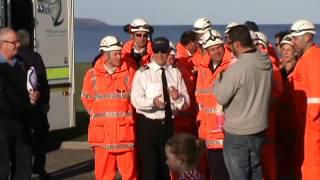 Irish Coastguard JSAR Games 2012 in Youghal, Co Cork