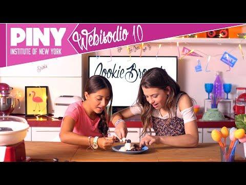PINY Institute of New York - Webisodio: RECETA DE BROWNIE DE CHOCOLATE 🌟 Recetas Fáciles