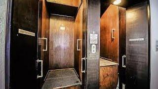 Paternoster, The elevator of Death, in Prague Czech Republic