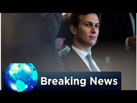 BREAKING: New white house security clearance policy could put 'bull's eye' on kushner
