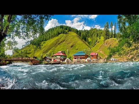 Pakistan's beautiful Neelam Valley HD