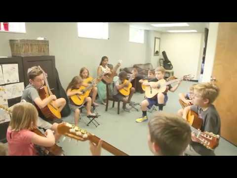 Lyons Guitar class