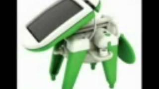 Solar Powered Toys Educational Diy Kit Set 6-model