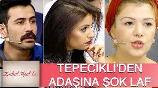 Zuhal Topal'la 106. Bölüm (HD) | Dilek, Adaşı Dilek'e Öyle Bir Şey Söyledi Ki...