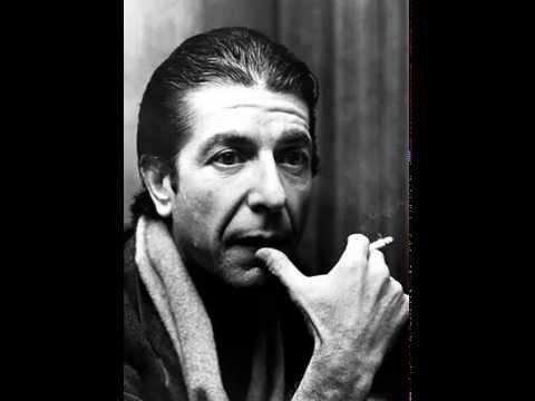 Leonard Cohen - The Window