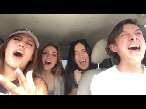 Carpool Karaoke - Senior Night Live