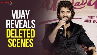 Vijay Deverakonda Reveals Superb Deleted Dialogues | Dear Comrade Team Interview | Rashmika Mandanna