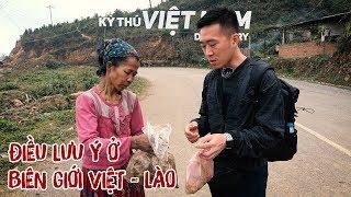 Lưu ý ở Biên giới Việt Lào [Tập 2] Kỳ Thú Việt Nam Discovery