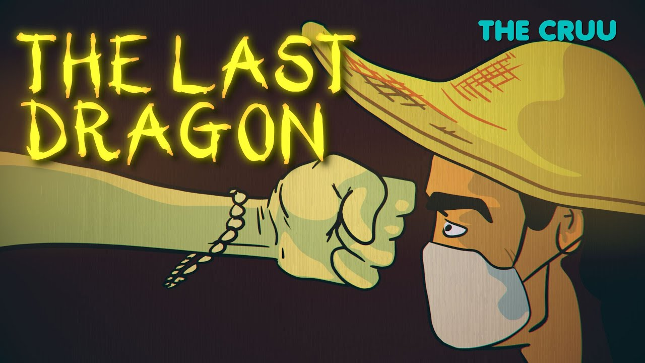 The Last Dragon - A Cartoon Parody