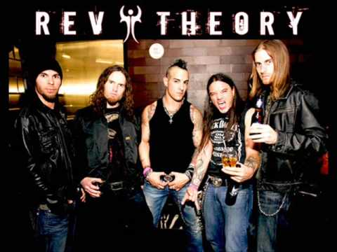 REV THEORY x5 ENTIRE BAND SIGNED AUTOGRAPHED 8X10 PHOTO | eBay |Rev Theory Band Logo