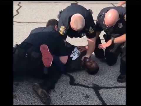 Ex-NFL player details brutal arrest in Georgia