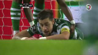 Goal   Golo Coates (p.b.): Sporting 1-(2) Famalicão (Liga 19/20 #6)