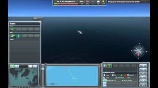 WARGAMER 101 Naval War: Arctic Circle Tutorial 1 & 2