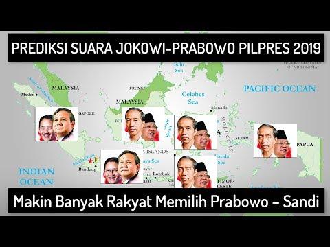 Prabowo Unggul Di Pulau Sumatera Dan Jawa Survei Indomatrik