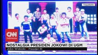 Gambar cover Ketika Presiden Jokowi Main Tebak Gambarnya di UGM ; Nostalgia Presiden Jokowi di UGM