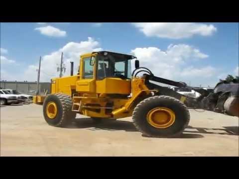 volvo l120e wheel loader workshop service repair manual youtube rh youtube com