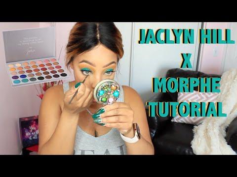 JACLYN HILL x MORPHE PALETTE TUTORIAL | Teresa Michele thumbnail