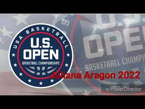 Juliana Aragon 2022 U.S. Open Basketball Championships