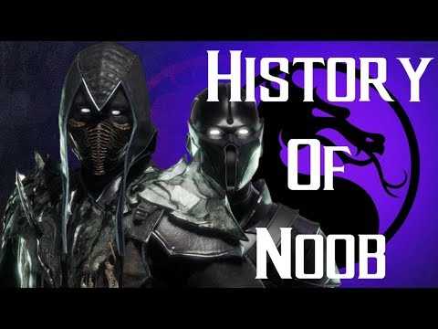 History Of Noob Saibot Mortal Kombat 11 (REMASTERED)