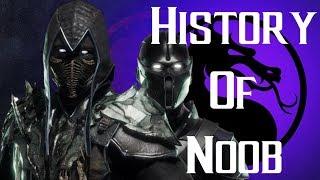 History Of Noob Saibot Mortal Kombat 11 (REMASTERED)