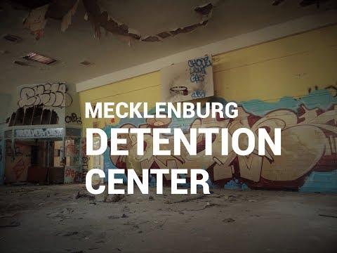 Abandoned Detention Center