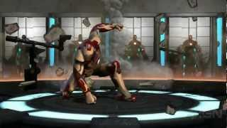 Marvel Heroes: Invincible Iron Man Trailer