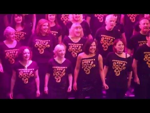 Jungle - 'Busy Earnin' Covered By Edinburgh's Got Soul