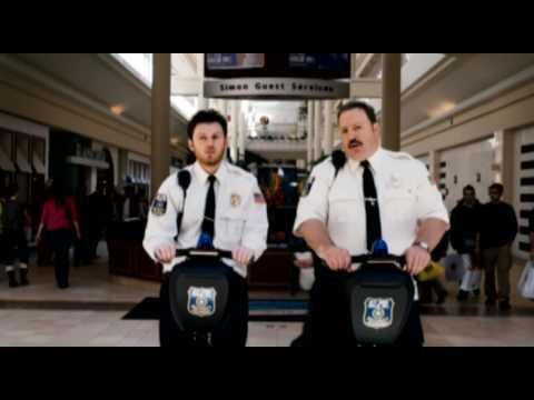 Mall Cop Movie Trailer