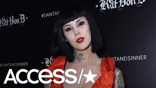 Kat Von D Reveals She Won't Vaccinate Her Baby & The Internet Has Some Thoughts About It | Access